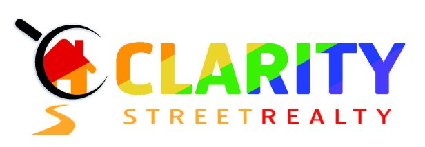 clarity logo rainbow